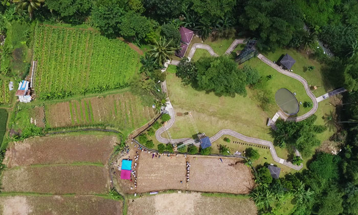 Sewa drone bogor full day aerial photo and video bogor sky